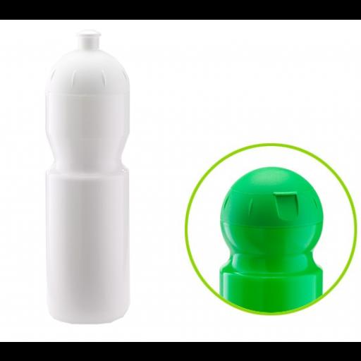 Trinkflasche Bulb | 750 ml | Weiß | Klappverschluss