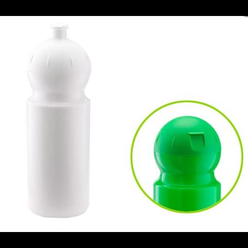 Trinkflasche Bulb | 500 ml | Weiß | Klappverschluss