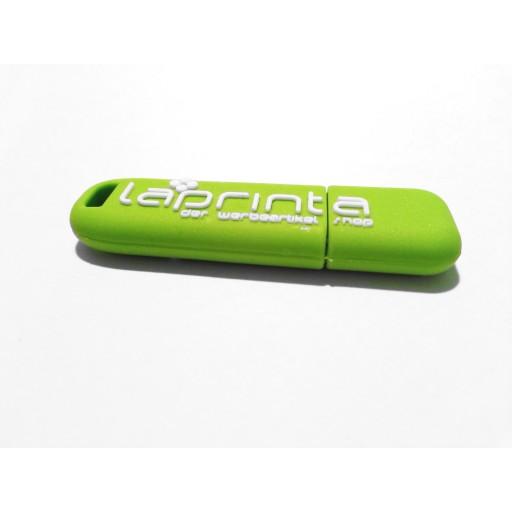 Budget: Mini-USB-Stick Relief - komplett individuell als Werbeartikel