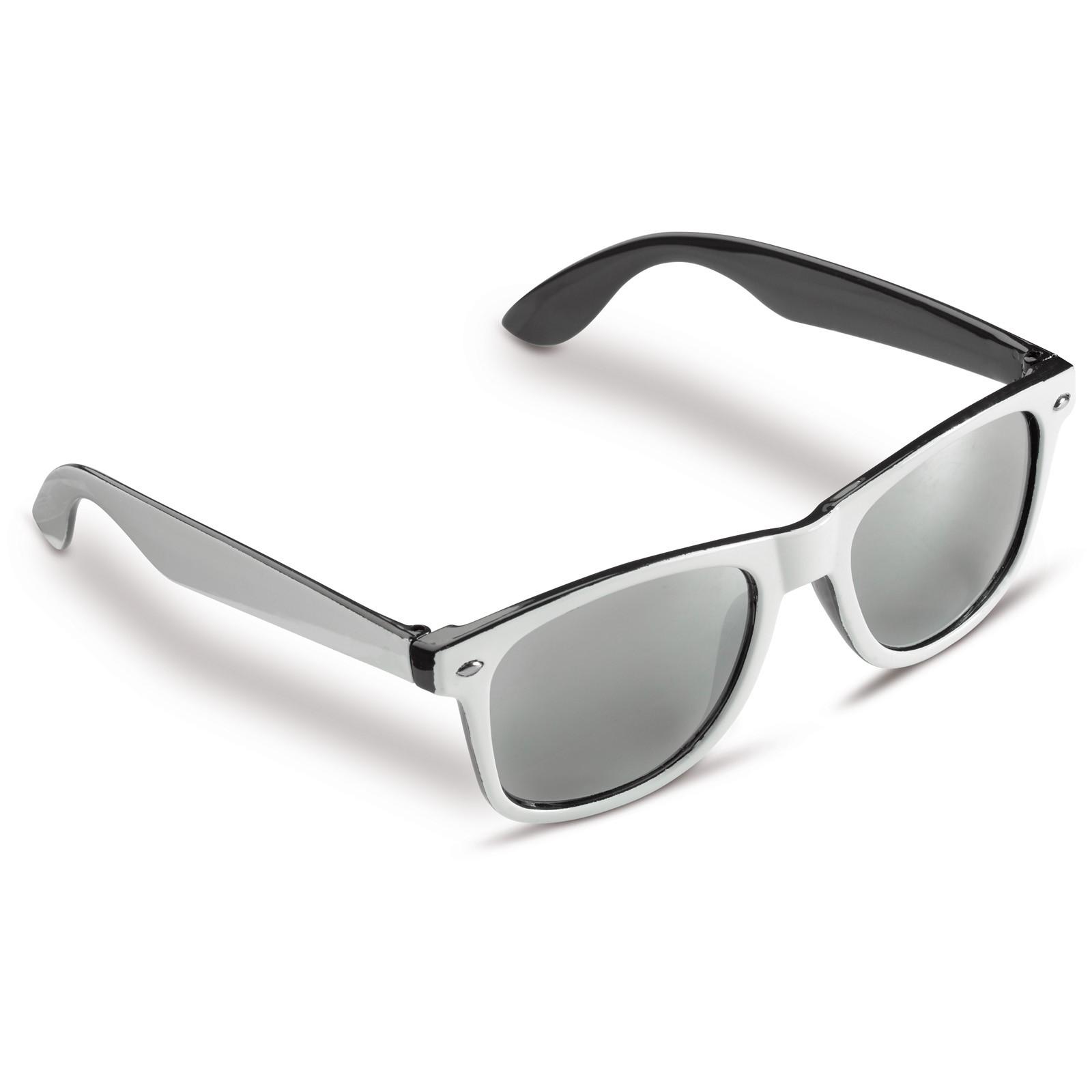 Sonnenbrille Jeffrey 400UV Weiß - Sonnenbrillen - Sommer & Strand ...
