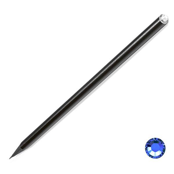 4c34cfcee185 Zertifizierter Grafitstift CRYSTAL PEN schwarz