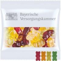 Bio Gummibärchen ohne Gelatine (vegan), ca. 30g, Maxi-Tüte