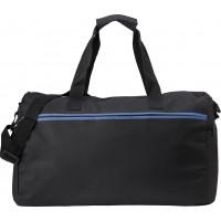 Sporttasche 'Blackline' aus Polyester | Kobaltblau