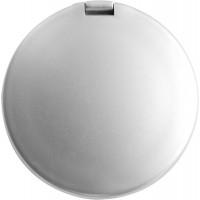 Kosmetikspiegel 'Madame' aus Kunststoff | Silber