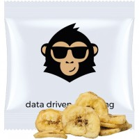 Bio Bananenchips, ca. 20g | Maxi-Tüte