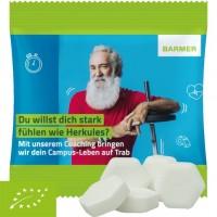 Bio Traubenzucker-Drops mit Orangengeschmack, ca. 5g, Mini-Tüte