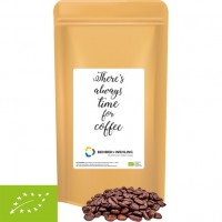 Bio Bohnenkaffee, ca. 500g, Standbeutel XXL