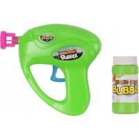 Seifenblasenpistole 'Bubble' aus Kunststoff