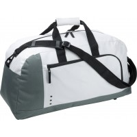 Sporttasche 'Premium' aus Polyester | Weiß