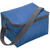 Kühltasche 'Kitzbühel' aus Nylon | Hellblau