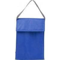 Kühltasche 'Breakfast' aus Polyester | Kobaltblau