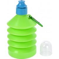 Trinkflasche 'Outdoor' aus Kunststoff | Hellgrün