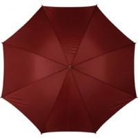 Portierschirm 'Harry' aus Polyester | Bordeauxrot