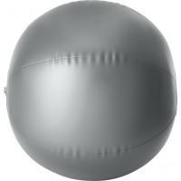 Aufblasbarer Wasserball aus PVC | Silber
