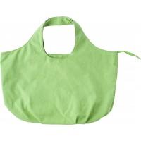 Strandtasche 'Playa' aus Baumwolle | Hellgrün