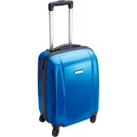 Trolley 'Adventure' aus ABS-Kunststoff | Kobaltblau