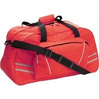 Sport-/Reisetasche 'Bogota' aus Polyester | Rot