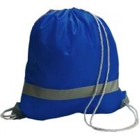 Schuh-/Rucksack 'Emergency' aus Polyester | Kobaltblau