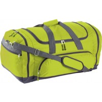 Sport-/Reisetasche 'Carribean' aus Polyester | Limettengrün