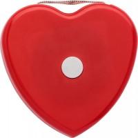 BMI Maßband 'Heart'