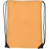 Schuh-/Rucksack 'Basic' aus Polyester | Neonorange