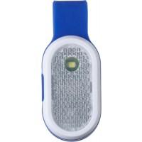 Sicherheitslampe 'Everton' aus Kunststoff | Kobaltblau