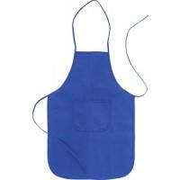 Küchenschürze 'Master' aus Non-Woven | Kobaltblau