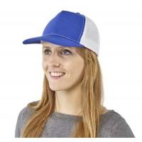 Baseball-Cap 'Aviator' aus Polyester | Kobaltblau