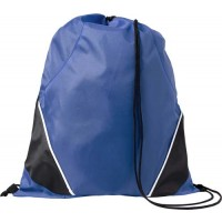 Schuh-/Rucksack 'Westford' aus Polyester | Kobaltblau