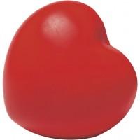 Anti-Stress-Herz 'Comfy' aus PU Schaum | Rot
