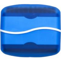 Bildschirm-und Tastaturreiniger 'Wave' aus Kunststoff | Hellblau