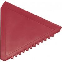 Eiskratzer  'Classic' aus Kunststoff | Rot
