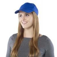 Baseballcap 'Philadephia' aus 100 % Baumwolle | Kobaltblau
