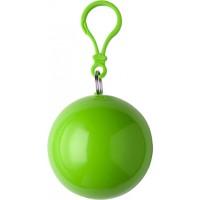 Notfall-Poncho 'Universum' aus Kunststoff | Hellgrün