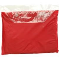 Universal-Freizeitponcho 'Dry'  | Rot