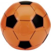 Aufblasbarer Wasserball 'Champion' aus PVC | Orange