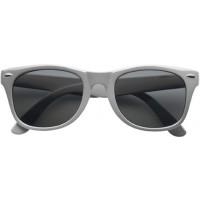 Sonnenbrille  'Fantasie' aus Kunststoff | Silber