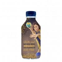 300 ml Wasser mit vollflächigem Cover