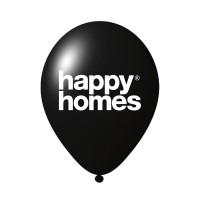 Luftballon mit Druck | mittel
