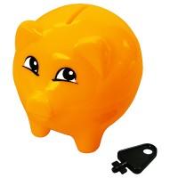 "Spardose ""Piggy"" | Orange"