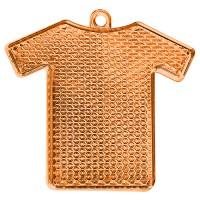 "Reflektor ""Trikot"" | Transparent-Orange"