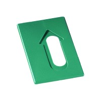 "Kartenhülle ""Plastic Card"" | Grün"