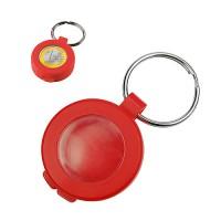 "Chip-Schlüsselanhänger ""Safe"" | Rot"