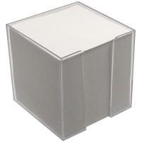 "Zettelbox ""Würfel"" | Transparent"