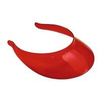 "Sonnenschild ""Style"" | Transparent-Rot"