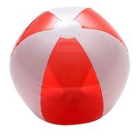 Wasserball | Weiß/Rot