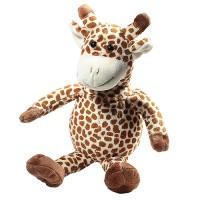 "Plüschtier ""Giraffe"" groß | Hellbraun / Beige"