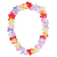 "Blumenkette ""Hawaii"" | Mehrfarbig"