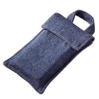 "Smartphone Tasche ""Jeans"" | Dunkelblau"