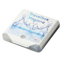 "Travelbox ""Hygiene"" | Mehrfarbig"